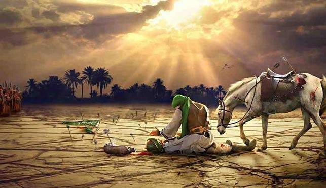 حضرت ابوالفضل (ع) چگونه به شهادت رسید؟