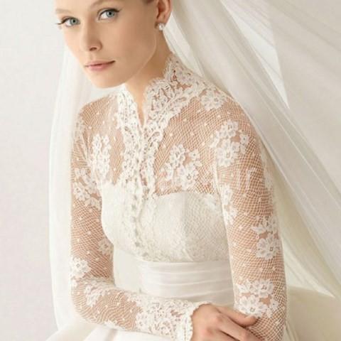جدیدترین مدل های لباس عروس گیپور