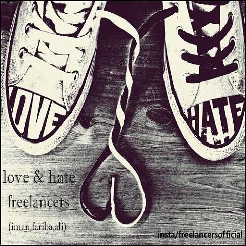 دانلود آهنگ جدید Freelancers به نام Love & Hate