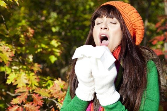 پنج بیماری شایع در پاییز و راه های پیشگیری از آن