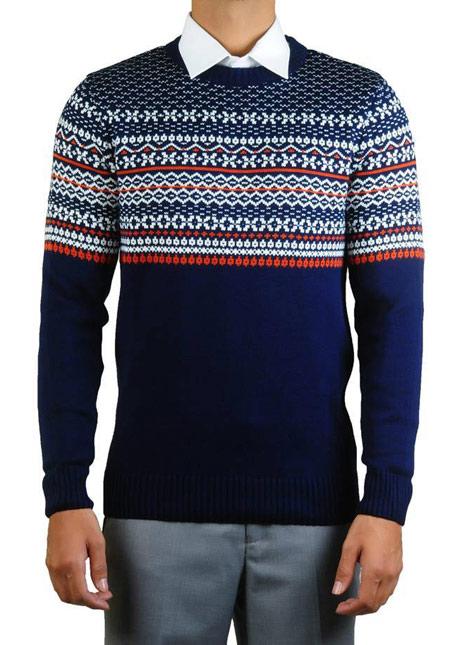 مدل های جدید لباس گرم مردانه