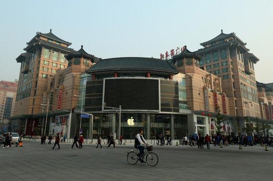 عجیب ترین فروشگاه های اپل در جهان + تصاویر