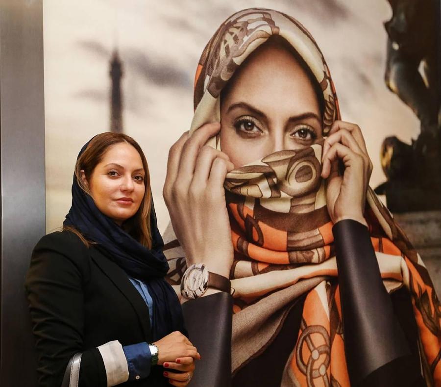 مهناز افشار در افتتاحیه ساعت شانزلیزه / جدیدترین عکس ها