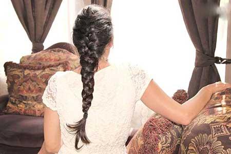 چهار مدل بافت موی زنانه خارجی / آموزش بافت