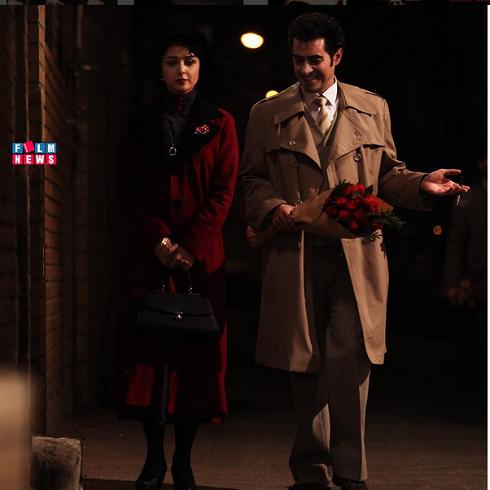 حضور افتخاری محمدرضا گلزار در مراسم سریال شهرزاد