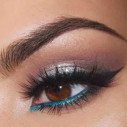 جدیدترین مدل های آرایش چشم و ابرو سال ۹۴
