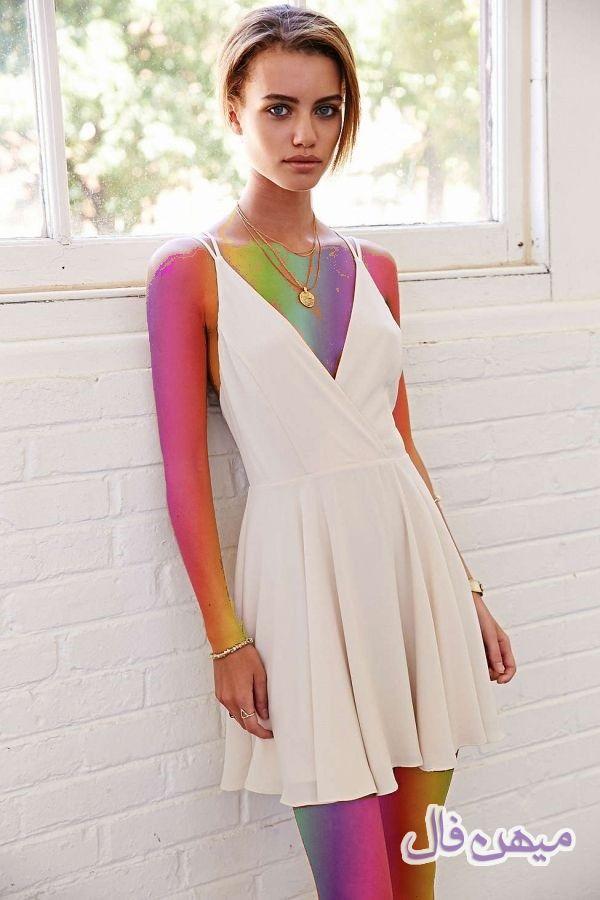 لباس و پیراهن زیبا ویژه ی مجالس رسمی ۲۰۱۶   بخش اول