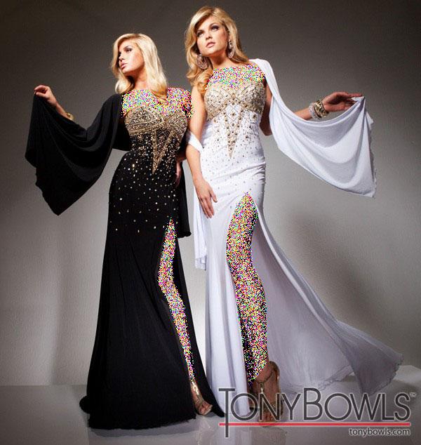 شیک ترین مدل های لباس مجلسی زنانه بلند ۹۴
