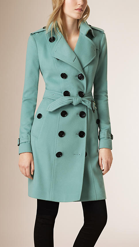 مدل های شیک پالتو زنانه برند burberry (سری دوم)