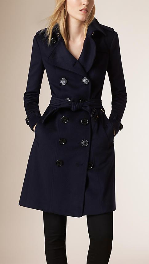 مدل های شیک پالتو زنانه برند burberry (سری اول)