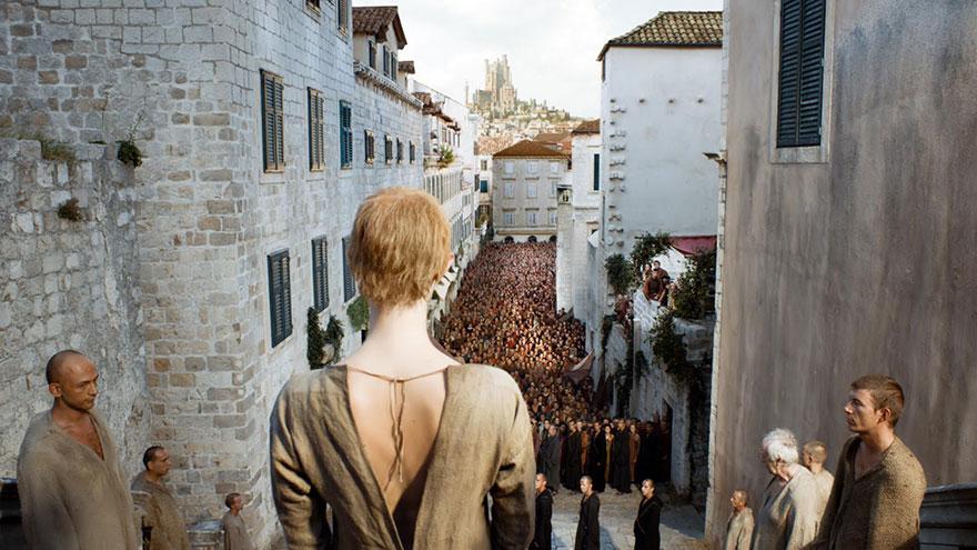مکان های واقعی در سریال Game Of Thrones