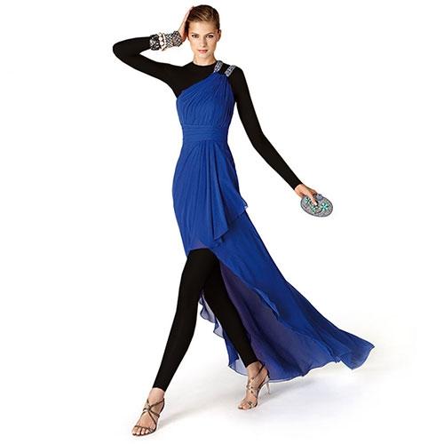 مدل های شیک لباس شب زنانه و دخترانه ۲۰۱۵