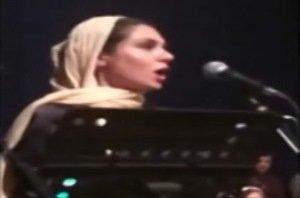 اپرای عاشورا و آوازخوانی زن در ارکستر سمفونیک تهران