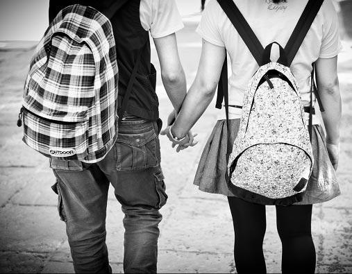 عشق و عاشقی در دوران دانشجویی!