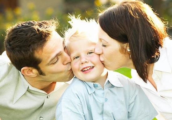 برای محبت کردن به فرزندتان شرط نگذارید!