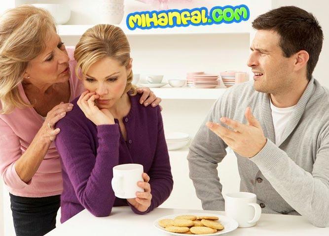 وقتی خانواده با ازدواج شما مخالفند