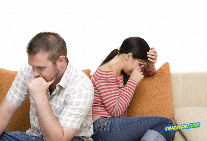 لجبازی در زندگی زن و شوهر