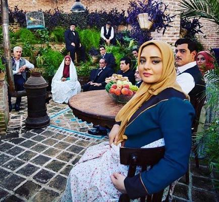 نرگس محمدی عروس خانواده وزیری شد! + عکس