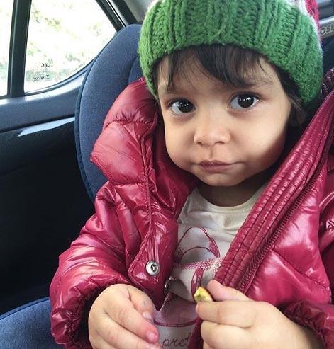 دختر مجری مشهور ایرانی با پوشش جدید! + عکس