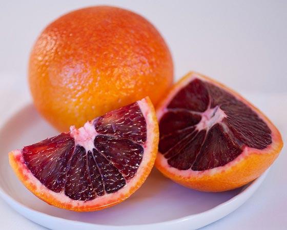 خاصیت شگفت انگیز پرتقال خونی!