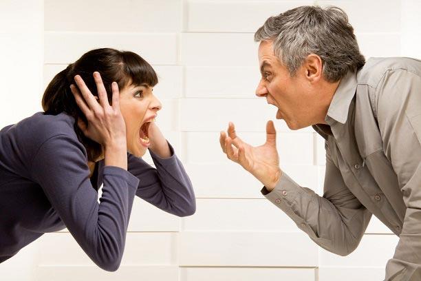 ۱۵ تکنیک کاربردی برای مدیریت دعواهای زناشویی!