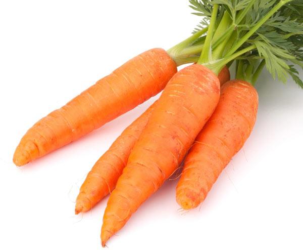 هویج ضد سرماخوردگی و آنفلوانزا