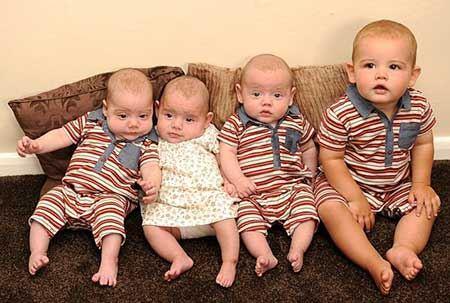 خانواده ای که در هفته ۸۰ بطری شیرخشک می گیرند! + عکس