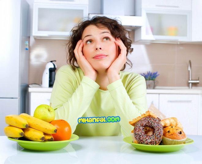 خوراکی های ممنوعه در ماه پنجم بارداری