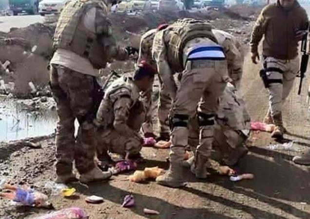 خنثی شدن 58 بمب داعش در راه زائران اربعین