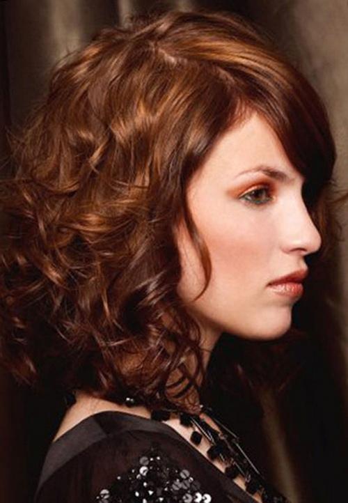 زیباترین مدل های موی فر دخترانه و زنانه