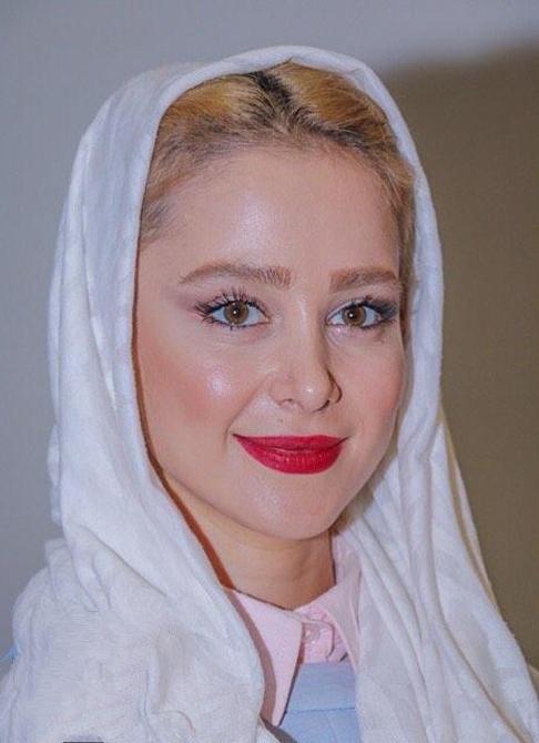 جدیدترین عکس های الناز حبیبی آبان ۹۴