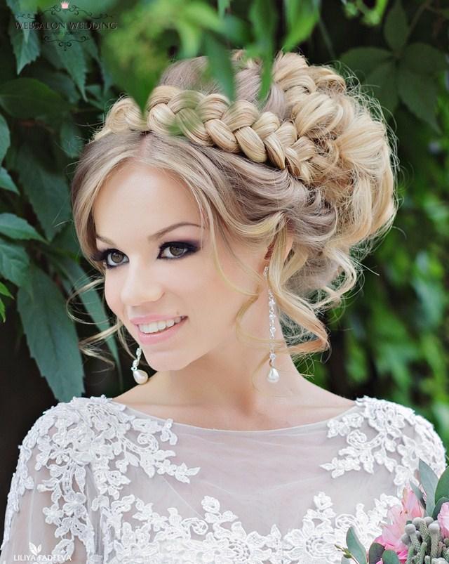 شیک ترین مدل مو عروس ۲۰۱۶