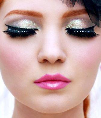 شیک ترین مدل های آرایش چشم و سایه چشم زنانه