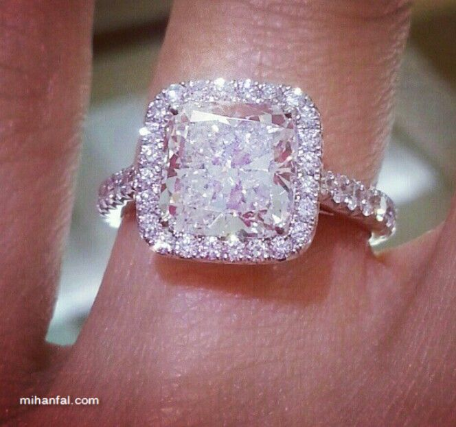 زیباترین حلقههای نامزدی از جنس الماس