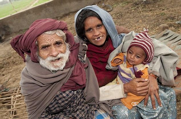 پیرترین بابای جهان صاحب فرزند شد