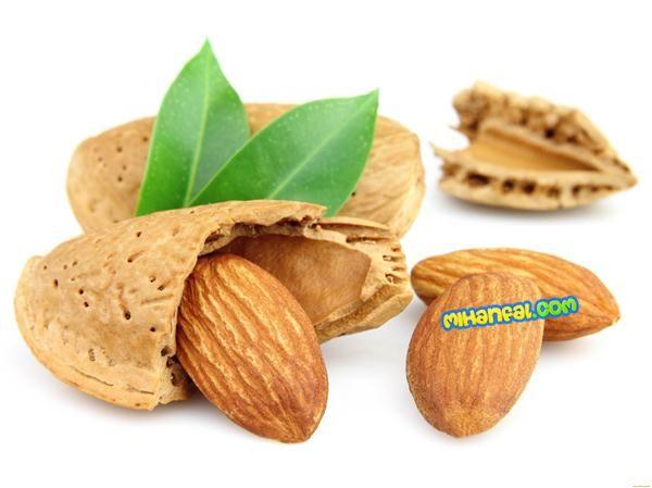 کنترل وزن با مصرف بادام
