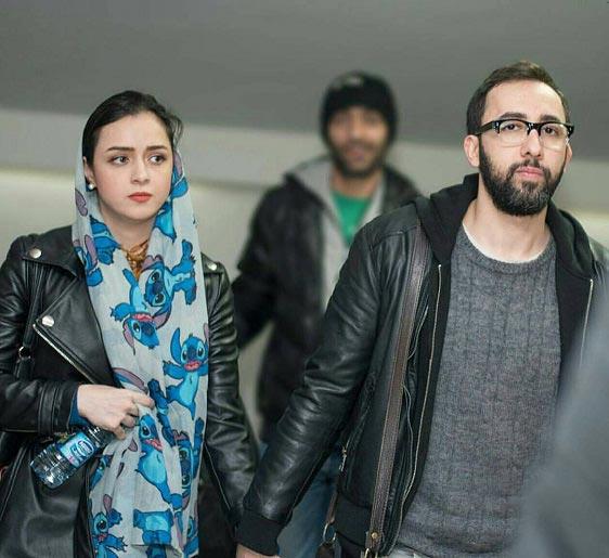 شهرزاد و همسر واقعی اش + عکس