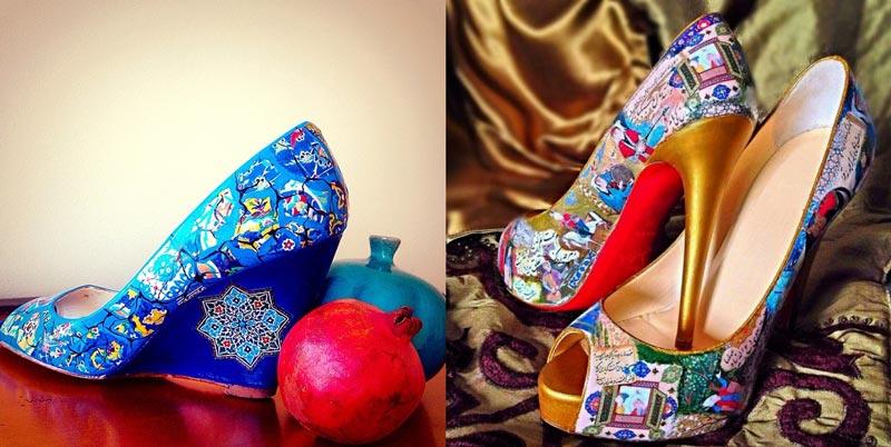 مد و هنر ایرانی