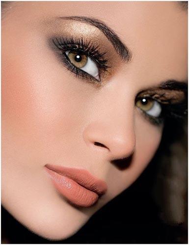 مدل آرایش صورت ۲۰۱۶ / شیک و زیبا مخصوص نامزدی