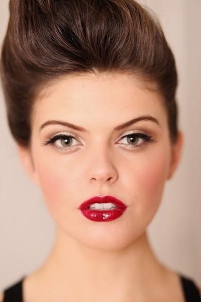 مدل جدید آرایش برای کریسمس ۲۰۱۶