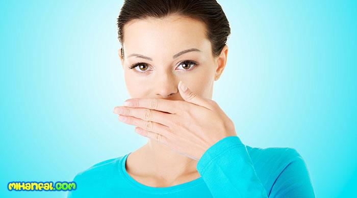 با بوی بد دهان چه کنیم؟
