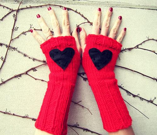 شیک ترین مدل های دستکش بدون انگشت زنانه