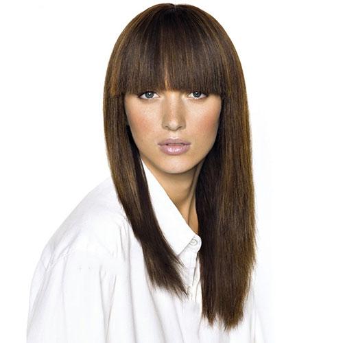 مدل جدید و شیک موی بلند دخترانه