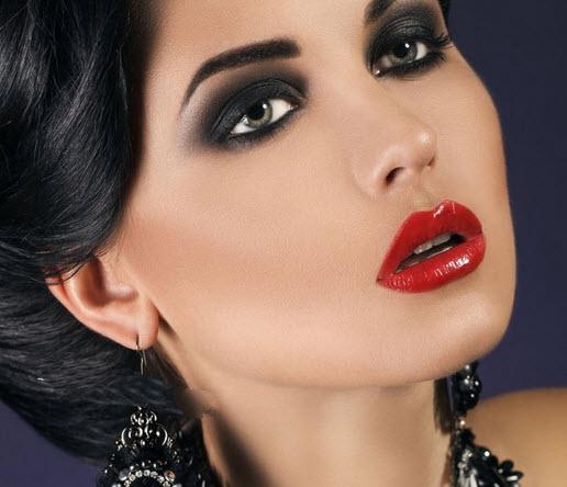 مدل جدید آرایش زنانه ویژه شب یلدا ۹۴
