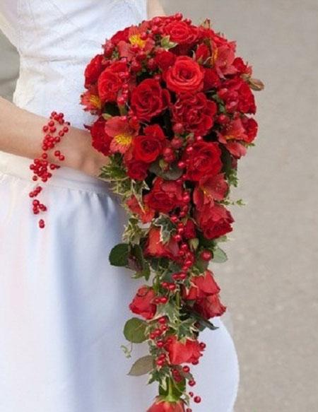 جدیدترین مدل دسته گل عروس ۲۰۱۶