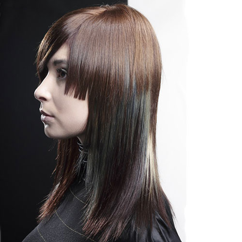 مدل های مختلف مو بلند زنانه / شیک و جدید