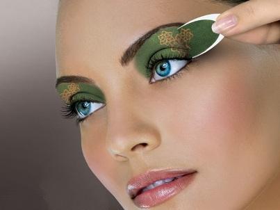 جدیدترین مدل سایه چشم مینیاتوری