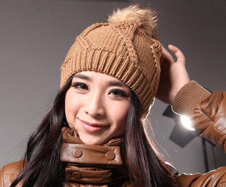 مدل جدید کلاه بافتنی زنانه و دخترانه ۹۵