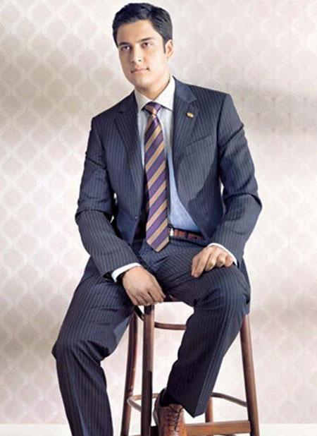 مدل کت و شلوار مجلسی مردانه ۹۵