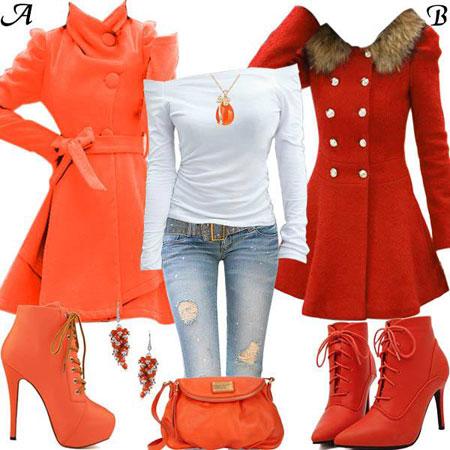 گالری شیک ترین ست لباس زمستانی ۲۱۰۶